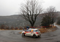 MONTE CARLO RALLY - Day 1