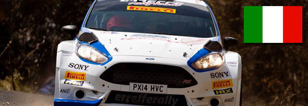 Rallye Due Valli 2015 / CIR